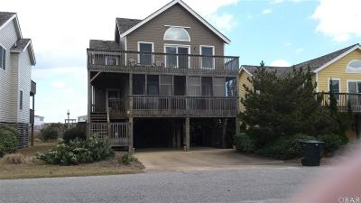 Nags Head Single Family Home For Sale: 5617 Sandbar Drive