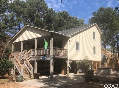 Southern Shores Single Family Home For Sale: 234 Hillcrest Drive