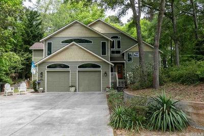 Kitty Hawk, Southern Shores Single Family Home For Sale: 89 Hollow Beech Court