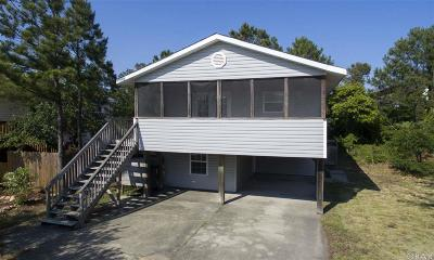 Kill Devil Hills Single Family Home For Sale: 1703 Sioux Street