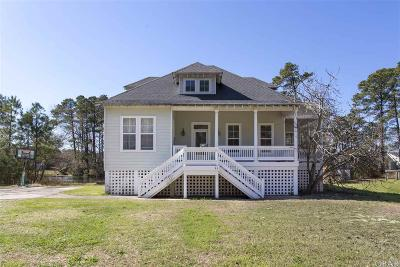 Southern Shores Single Family Home For Sale: 11 Blue Pete Court
