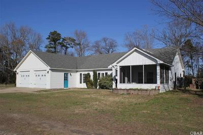Single Family Home For Sale: 121 Buster Newbern Road