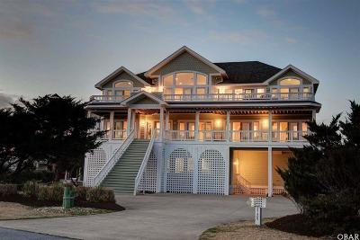 Hatteras Single Family Home For Sale: 57306 Lighthouse Road