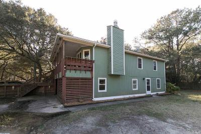 Nags Head Single Family Home For Sale: 140 W Windjammer Road