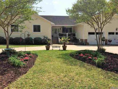 Southern Shores Single Family Home For Sale: 9 Palmetto Lane