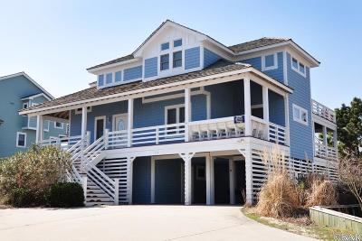 Nags Head Single Family Home For Sale: 113 W Sound Breeze Lane