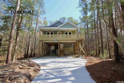 Kill Devil Hills Single Family Home For Sale: 121 Shedders Walk
