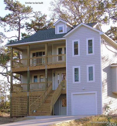 Kill Devil Hills Single Family Home For Sale: 208 Tower Lane