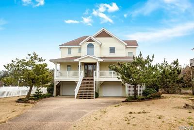 Kitty Hawk Single Family Home For Sale: 103 Harbour Bay Drive