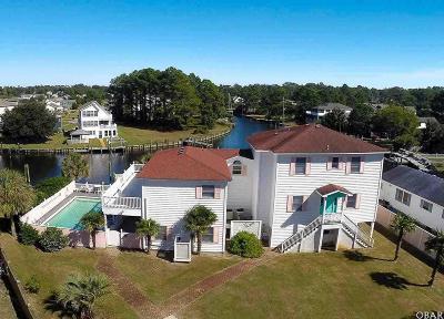 Kill Devil Hills Single Family Home For Sale: 104 Inlet Court
