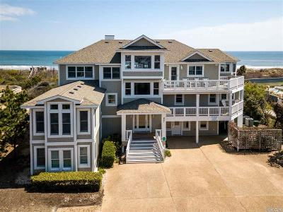 Corolla NC Single Family Home For Sale: $2,699,500