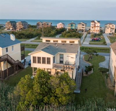 Nags Head Single Family Home For Sale: 9528 S Old Oregon Inlet Road