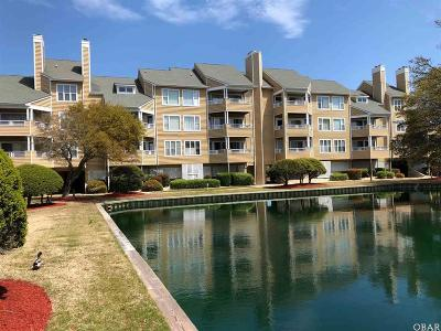 Dare County Condo/Townhouse For Sale: 513 Pirates Way