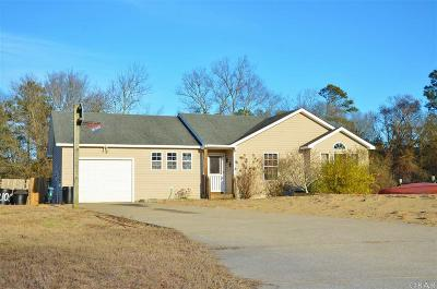 Kill Devil Hills Single Family Home For Sale: 116 Hickory Ridge Court