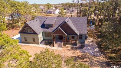 Nags Head Single Family Home For Sale: 153 W Oak Knoll Drive