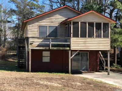 Kill Devil Hills NC Single Family Home For Sale: $149,500
