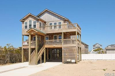 Rodanthe NC Single Family Home For Sale: $399,900