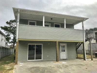 Kill Devil Hills NC Single Family Home For Sale: $215,000