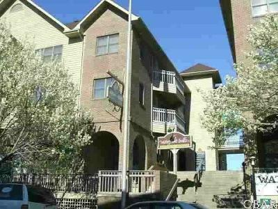 Manteo NC Condo/Townhouse For Sale: $235,000