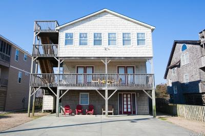 Nags Head Single Family Home For Sale: 2612 S Memorial Avenue