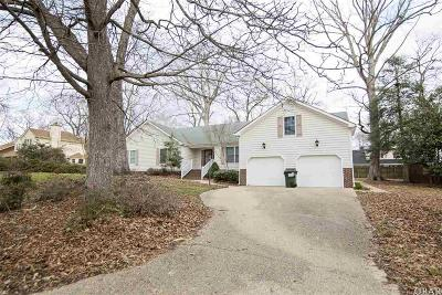 Camden NC Single Family Home For Sale: $295,000