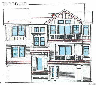 Corolla Single Family Home For Sale: 1019 Cruz Bay Lane