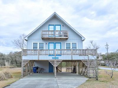 Nags Head Single Family Home For Sale: 3200 S Memorial Avenue