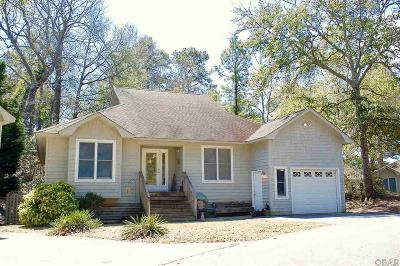 Southern Shores NC Single Family Home For Sale: $299,500