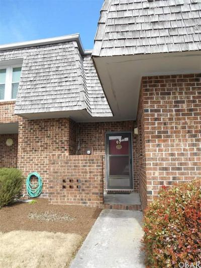 Nags Head NC Condo/Townhouse For Sale: $214,500
