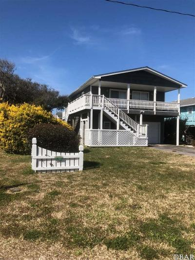 Nags Head Single Family Home For Sale: 2214 S Memorial Avenue