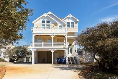 Nags Head Single Family Home For Sale: 3523 S Linda Lane