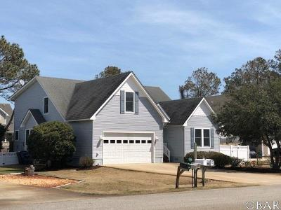 Dare County Single Family Home For Sale: 2519 S Pilot Lane