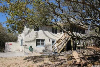 Kitty Hawk, Southern Shores Single Family Home For Sale: 12 Third Avenue