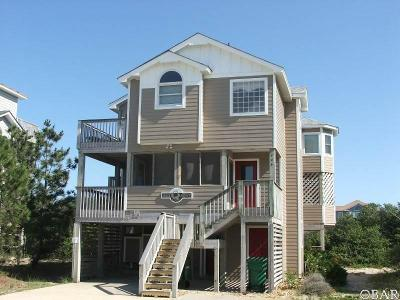 Corolla Single Family Home For Sale: 646 Ocean Front Arch