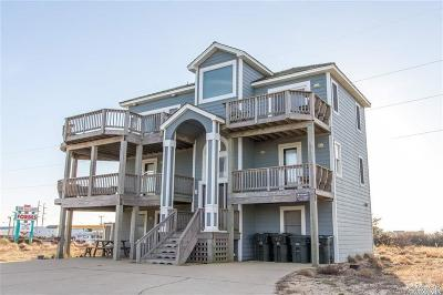 Nags Head Single Family Home For Sale: 113 E Oceanwatch Court