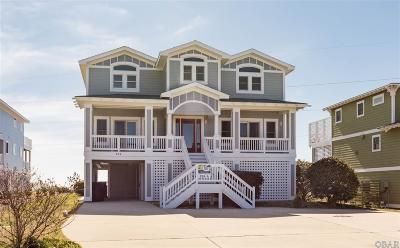 Kitty Hawk Single Family Home For Sale: 504 First Flight Run