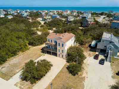 Corolla Single Family Home For Sale: 533 Ocean Trail