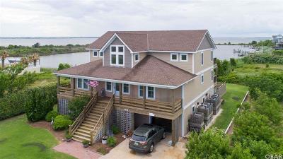 Nags Head Single Family Home For Sale: 7532 Cedar Island