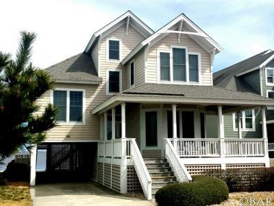 Dare County Single Family Home For Sale: 66 Ballast Point Drive