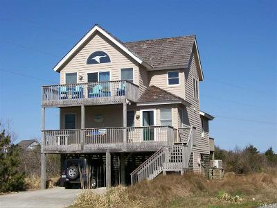 Nags Head Single Family Home For Sale: 110 E Bluewater Drive