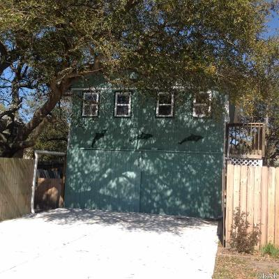 Dare County Single Family Home For Sale: 2019 Yorktown Street