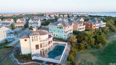 Nags Head NC Single Family Home For Sale: $995,000