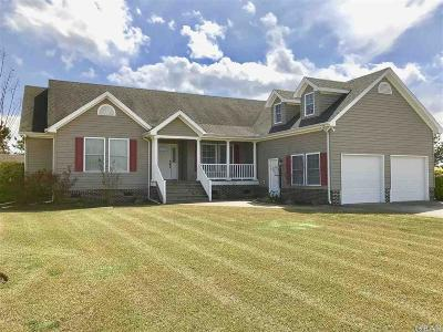 Grandy Single Family Home For Sale: 127 Charleston Drive