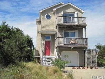 Kitty Hawk Single Family Home For Sale: 112 Sunrise View