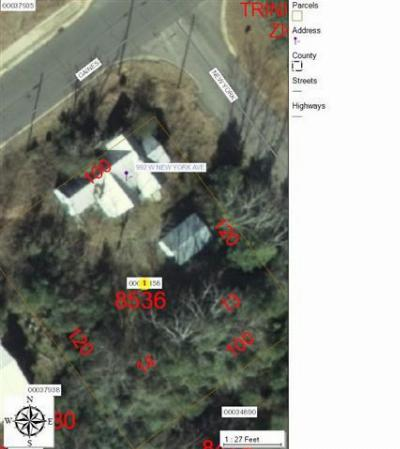 Pinehurst, Raleigh, Southern Pines Residential Lots & Land Sold: 922 W New York Avenue