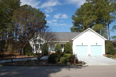 Single Family Home Sold: 1225 Greenbriar Drive