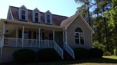 West End NC Single Family Home Sold: $159,500