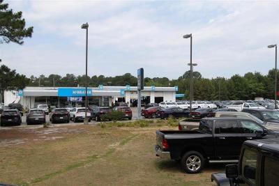 Commercial For Sale: 11220 Us Hwy 15/501