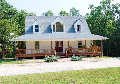 Single Family Home Sold: 1158 Cypress Church Road