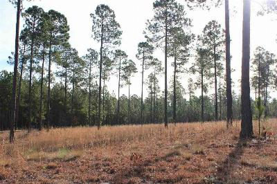 Pinebluff Residential Lots & Land For Sale: Lot 7 Thunder Road